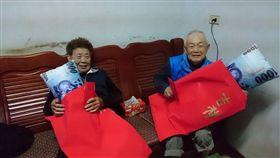 紅包,紅包袋,大紅包,千元鈔,阿公,阿嬤,Dcard,孝道 圖/Dcardhttps://goo.gl/bkebFs