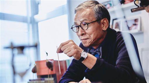 台灣如何面對困境? 導演吳念真8字期勉。資料來源:吳念真臉書