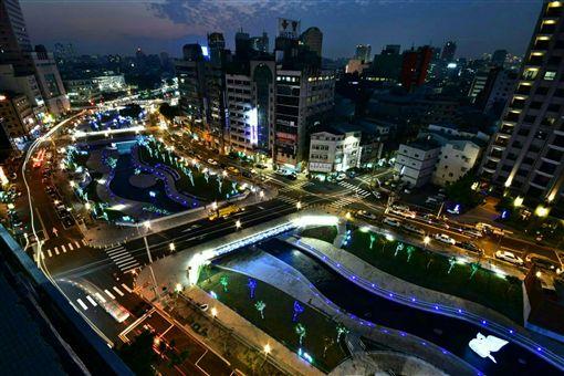 台中列百大旅遊城市  中市:繼續努力_中央社