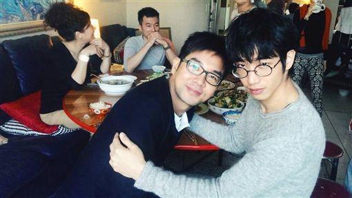 劉以豪,謝承均,本土劇男神,甘味人生,輕晨電,台灣最萌男友