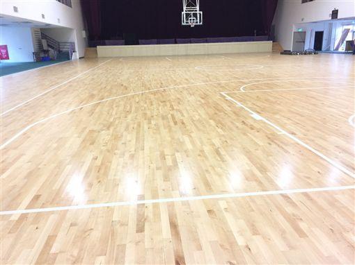 ▲成功高中籃球館(圖/世大運執委會提供)