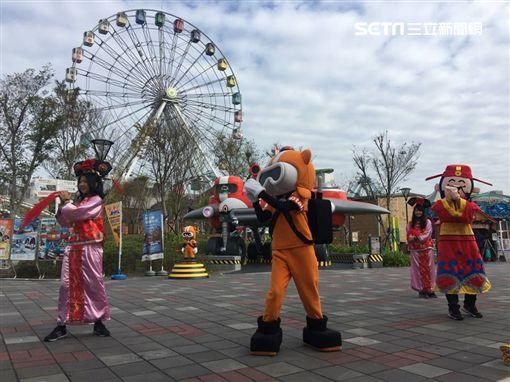 大「雞」大利迎新年 兒童新樂園春節好康懶人包(北捷臉書粉專)