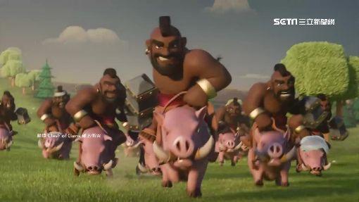 「野豬騎士」來了!豬闖民宅警跨腳擒拿