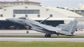 F-15,故障,那霸機場/Twitter