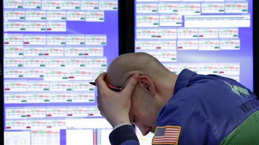 美股,美國,總統,川普,股市圖/美聯社/達志影像