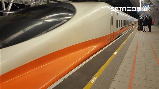 高鐵,列車圖/記者張碧珊攝影
