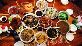 大餐,美食,年夜飯,料理 圖/翻攝自katie_lnn,IG