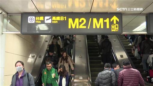 機捷,機場捷運,桃園機場捷運,台北車站,迷宮,標示,桃園機場,捷運