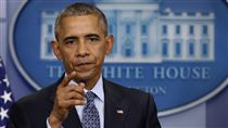 Barack Obama,歐巴馬,美國,總統,川普,槍,DonaldTrump 圖/美聯社/達志影像