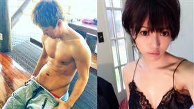 GACKT,視覺系,歌手,日本,寫真,性關係,釋由美子,砲友,入珠,荒淫,打砲-翻攝自GACKT IG、釋由美子部落格