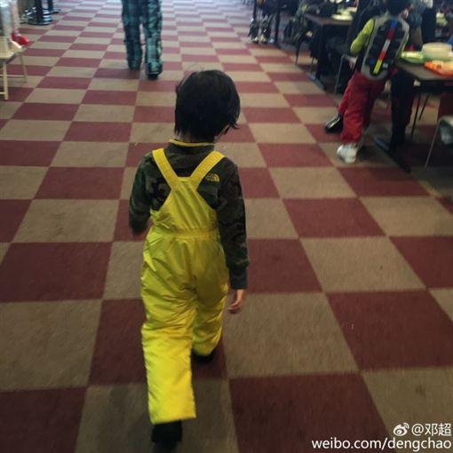 圖/翻攝自鄧超微博