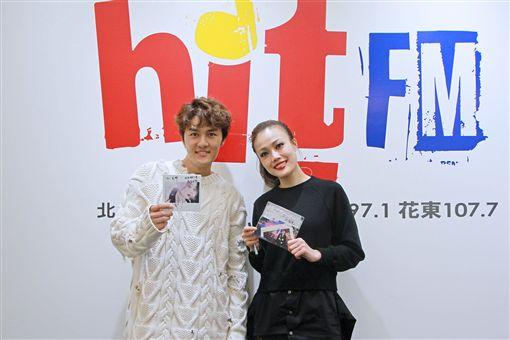容祖兒 香港天后嗜吃豆腐 受推薦挑戰極品問:「會不會有毒啊?」圖/Hit FM提供