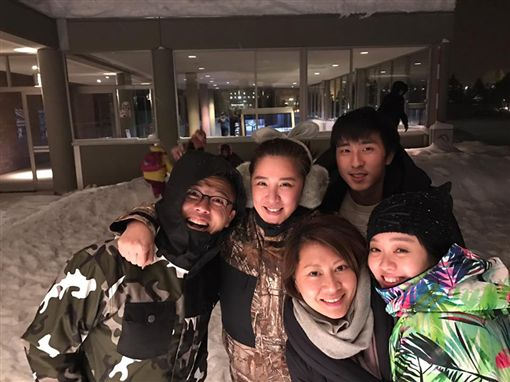 胡瓜,安安,小禎,圖/胡小禎臉書