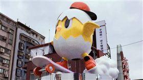 台北主燈小奇雞 觀傳局提供