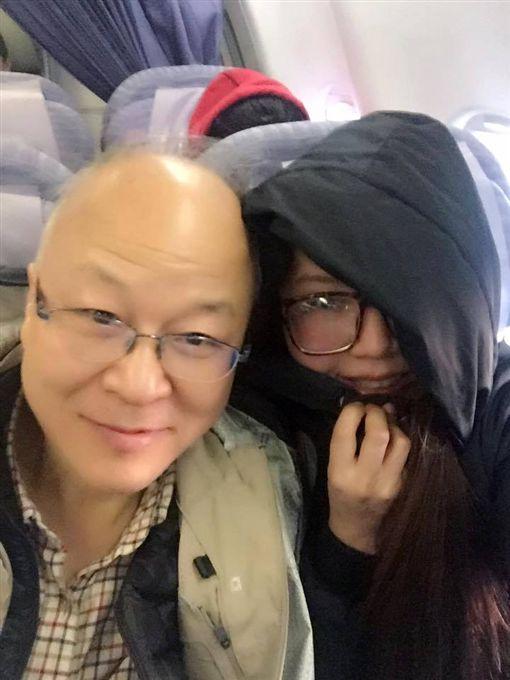圖/翻攝自郭冠英、劉樂妍臉書
