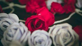 玫瑰花 ▲圖/攝影者IanChouTaiwan, flickr CC License https://goo.gl/nZs2KT
