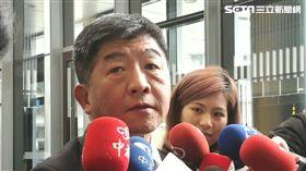 新任衛福部長陳時中表示,健保試辦具名審查制度應與時俱進,未來還要再討論。(圖/楊晴雯攝)