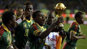 ▲喀麥隆摘下非洲盃冠軍。(圖/美聯社/達志影像)