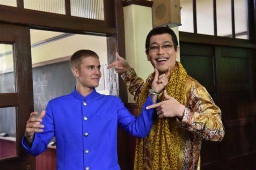 小賈斯汀(Justin Bieber)、PIKO太郎 圖/翻攝自網路