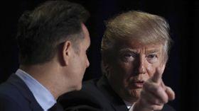 川普、Donald John Trump/(圖/美聯社/達志影像)