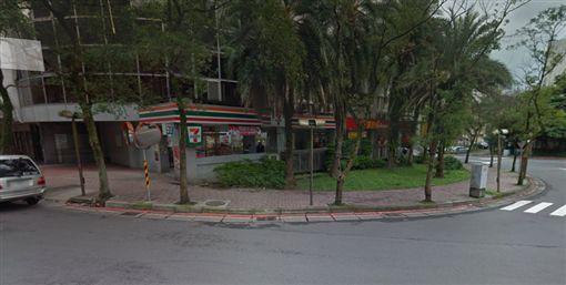google map 小七 遭偷