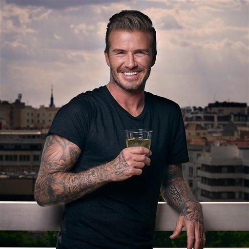 足球金童,貝克漢,David Beckham/臉書