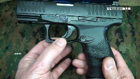 警新槍生鏽1800
