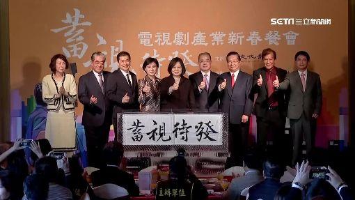 文化部建構影劇橋梁 盼金控、電視台組隊
