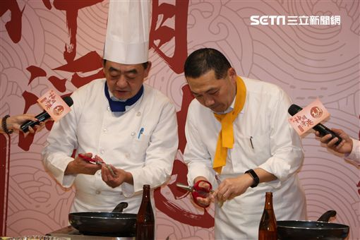 野柳神明淨港文化祭 端出巨無霸海鮮飯