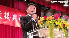 新任衛福部長陳時中。(圖/楊晴雯攝)