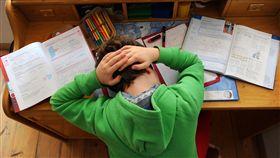 壓力,工作,讀書,健康,操勞 圖/美聯社/達志影像