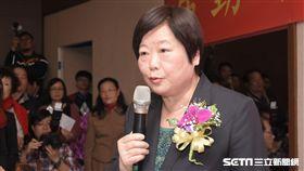 新舊任勞動部長交接,林美珠 圖/記者林敬旻攝