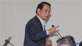 國民黨中常委呂學樟 圖/記者林敬旻攝
