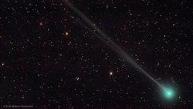 慧星Comet 45P(圖/翻攝自NASA網站)