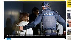 澳洲警方抓非法打工,台灣人也被捕/翻攝自ntnews