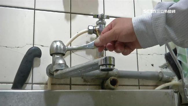 趕緊儲水!周四高雄這6區將「從早到晚」停水10小時