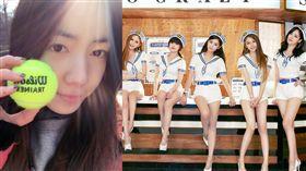 圖/翻攝自T-ara臉書、花英、雅琳IG