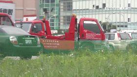 拖車車牌亂18001
