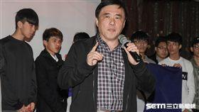 海峽兩岸公共事務協會春酒,國民黨副主席郝龍斌出席致詞 圖/記者林敬旻攝