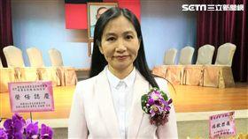 新任食藥署長吳秀梅今(10)日正式上任。(圖/楊晴雯攝)