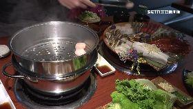 鮮蝦蒸春雞1800