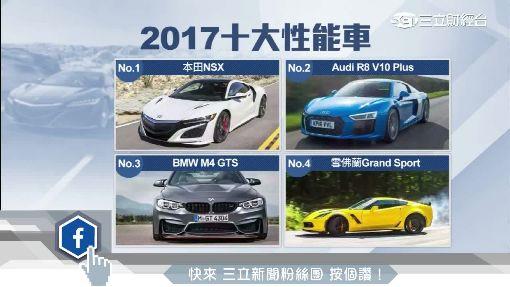 財經必做)2017最佳性能車 東瀛法拉利登冠