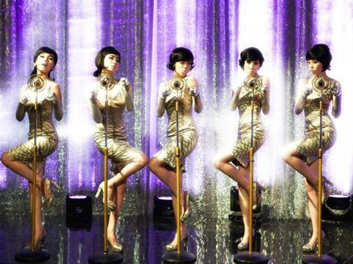 Wonder Girls以《Nobody》紅遍全球。(圖/翻攝自Wonder Girls官方臉書)