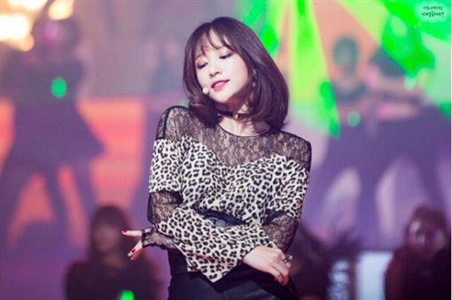 哈妮擅長歌舞。(圖/翻攝自哈妮IG)