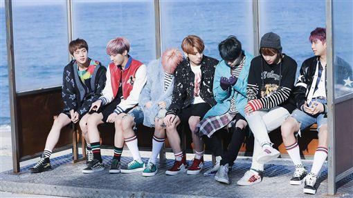 圖翻攝自GOT7 BTS臉書