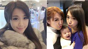 雙胞胎,依依佩佩 圖/翻攝自依依、佩佩臉書