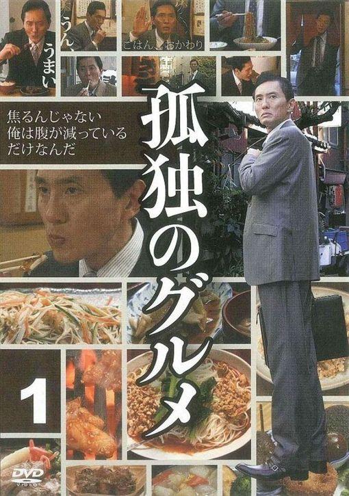孤獨的美食家,松重豐(圖/翻攝自維基百科)