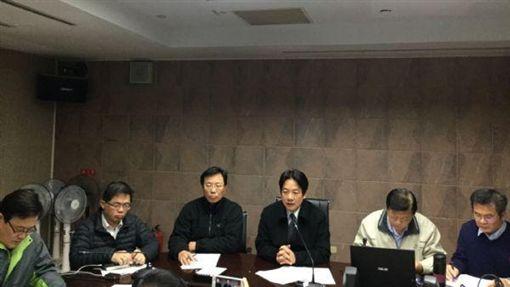 賴清德 台南市政府