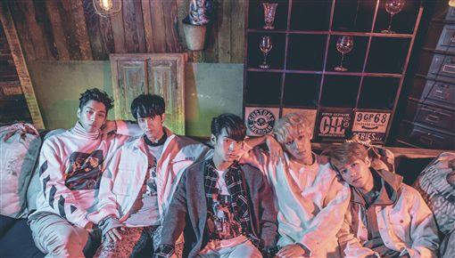 「長身男團」KNK將登陸台灣會歌迷 圖/希林娛樂提供