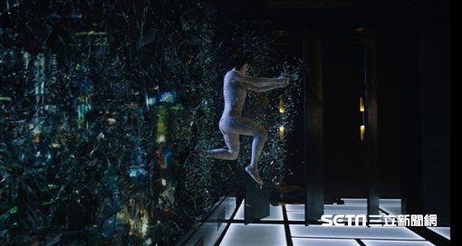 史嘉蕾喬韓森(Scarlett Johansson)《攻殼機動隊》 圖/UIP提供